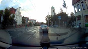 Jedno z najgorszych zachowań kierowców