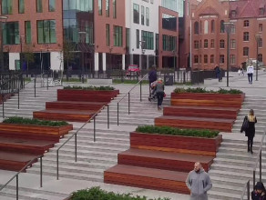 Przyjazna przestrzeń miejska w Forum Gdańsk