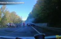 Śmiertelny wypadek na Słowacji