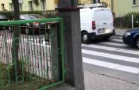 Ul. Kapitańska - duży korek w stronę ul. Grabowo