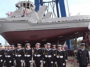 Wodowanie holownika H-11