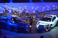 Premiera Lexusa UX