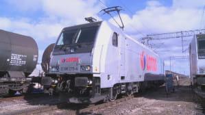 Ogromna moc - Lokomotywa Bombardier