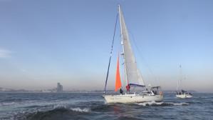 Jacht Lady Dana 44 wrócił do Gdyni po opłynięciu ziemi