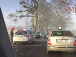 Wypadek na Kaszubach