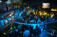 Otrzęsiny AMW w Pokładzie - Nocne Życie Trójmiasta