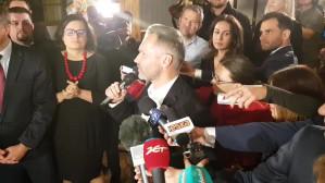 Jarosław Wałęsa dziękuje za głosy