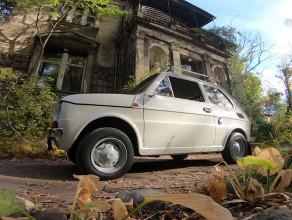 Wyjątkowy Fiat 126p
