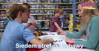 Dami - Największy sklep z zabawkami!