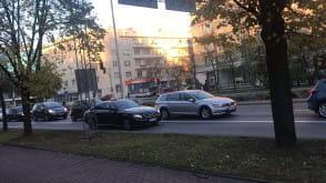 Korki po zamknięciu Witomińskiej w Gdyni