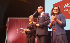 Politycy wspierający Pawła Adamowicza