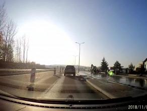 Końcówka budowy ul. Nowy Świat w Osowej