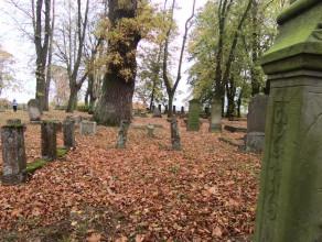 Zabytkowe cmentarze mennonickie