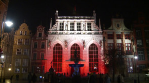 Iluminacje obiektów z okazji święta Niepodległości