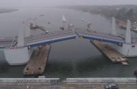 Most Sobieszewski oficjalnie otwarty!