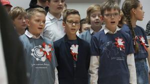 100 rocznica odzyskania przez Polskę niepodległości w szkole podstawowej