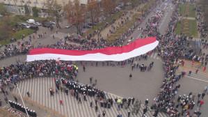 Gdyńska Parada Niepodległości 2018