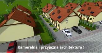 Osiedle Wschodnie w Skowarczu. Nowa inwestycja mieszkań bezczynszowych w domach jednorodzinnych dwul