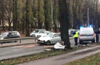 Skutki wypadku na al. Zwycięstwa w Gdyni