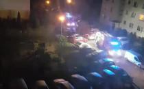 Akcja strazyvpozarnej Gdynia Tuwima 6