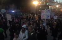 Marsz na bulwarze Nadmorskim