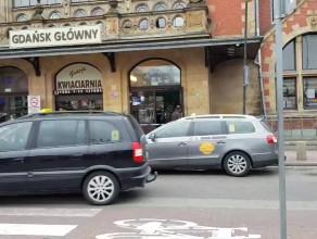 Dworzec główny w Gdańsku zamknięty. Trwa ewakuacja