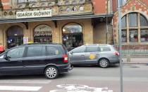 Dworzec główny w Gdańsku zamknięty. Trwa...