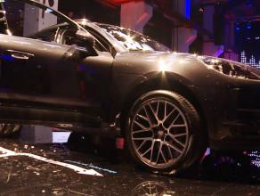 Premiera Porsche Macan w Centrum Stocznia Gdańska