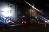 Paliło się mieszkanie na Marynarki Polskiej