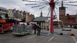 Przygotowania do świąt w Gdańsku