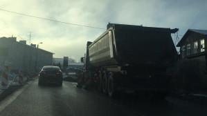 Ruch wahadłowy na Kartuskiej