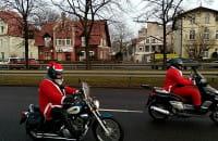 Mikołaje na AWF