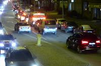 Policjanci pilotowali auto z chorym dzieckiem