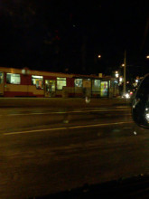 Kolizja na skrzyżowaniu Hallera i Drogi Zielonej