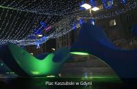 Iluminacje świąteczne w Gdyni
