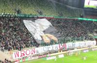 Oprawa na meczu Lechia-Legia