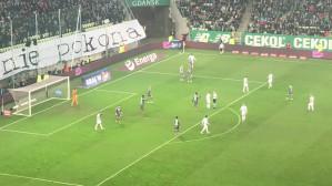 Czy powinien być karny na meczu Lechia Legia?