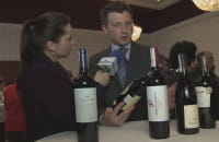 Trójmiejska degustacja wina.
