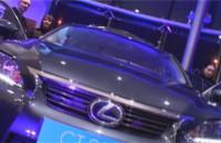 Lexus CT200h - kompaktowy i hybrydowy