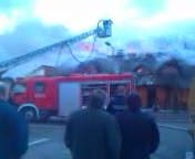 Pożar Karczmy Sopot