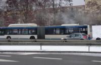 Znowu ewakuacja autobusu w Gdyni