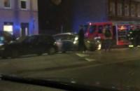 Wypadek na Trakcie Świetego Wojciecha