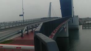 Sobieszewo: awaria mostu