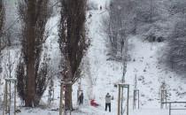 Zima na Chełmie