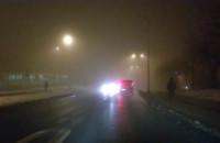 Chełm tonie we mgle