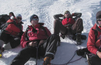 Mont Blanc Expedition 2010