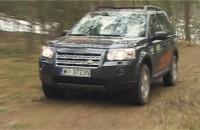 Land Rover Freelander - mniejszy gentleman