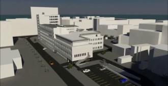 Wizualizacje Szpitala Św. Wincentego a Paulo