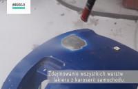 Sodowarka - oczyszczanie powierzchni