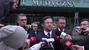 Ogłoszenie śmierci Pawła Adamowicza